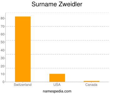 Surname Zweidler