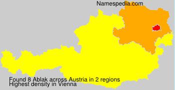 Ablak - Austria
