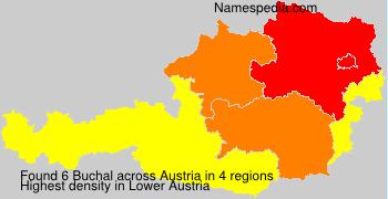 Surname Buchal in Austria
