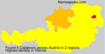 Cajlakovic