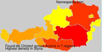 Christof - Austria