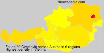 Cvetkovic - Austria