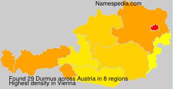 Familiennamen Durmus - Austria