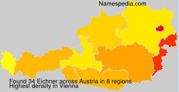 Surname Eichner in Austria