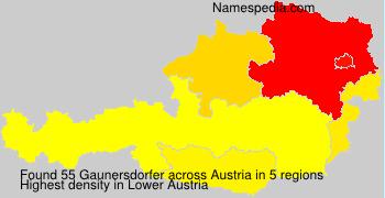 Gaunersdorfer