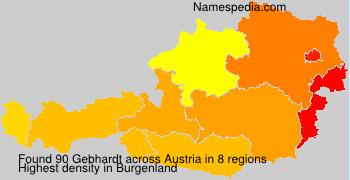 Gebhardt - Austria