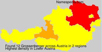 Grossenberger