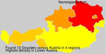 Gvozden - Austria