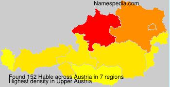 Hable - Austria