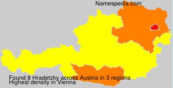 Hradetzky - Austria