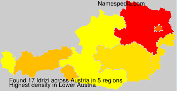 Idrizi - Austria