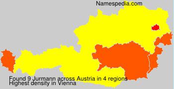 Surname Jurmann in Austria