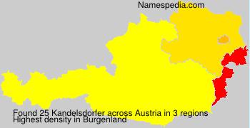 Kandelsdorfer - Austria