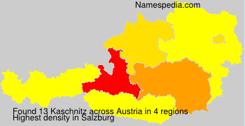 Kaschnitz - Austria