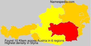 Kliem - Austria