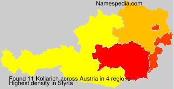 Kollarich - Austria