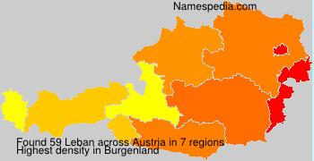 Leban - Austria
