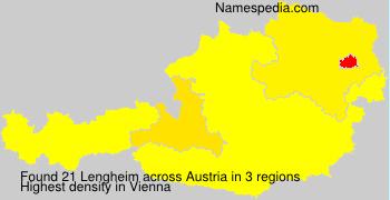 Familiennamen Lengheim - Austria