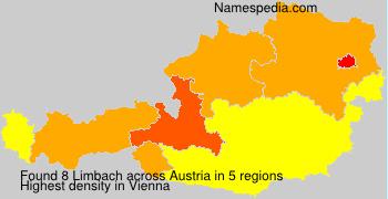 Surname Limbach in Austria