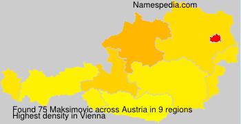 Maksimovic - Austria