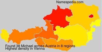 Surname Michael in Austria