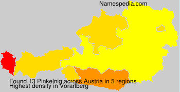 Pinkelnig - Austria
