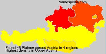 Plaimer - Austria