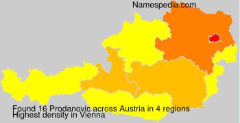 Prodanovic - Austria
