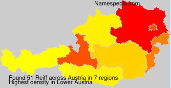 Reiff - Austria