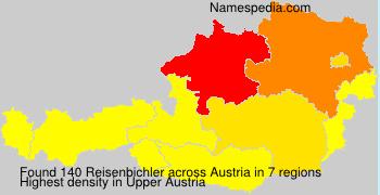 Surname Reisenbichler in Austria