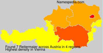 Surname Reitermaier in Austria