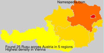 Rusu - Austria