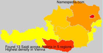 Saidi - Austria