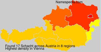 Surname Schacht in Austria