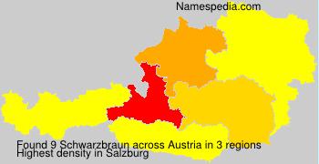 Schwarzbraun - Austria