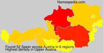 Speer - Austria