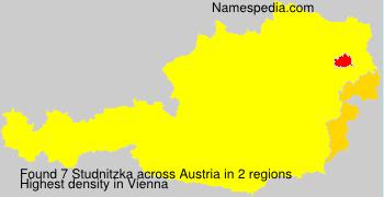 Studnitzka