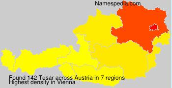 Tesar - Names Encyclopedia