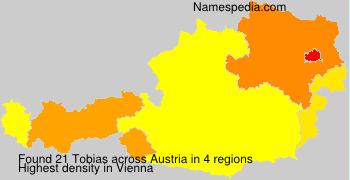 Familiennamen Tobias - Austria