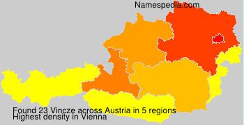 Vincze - Austria
