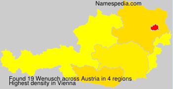 Wenusch