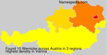 Wernicke - Austria