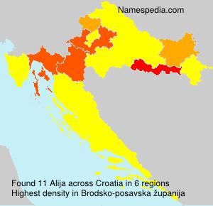 Alija - Names Encyclopedia