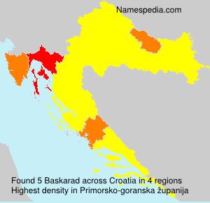 Baskarad