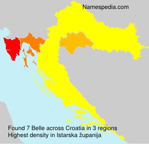 Belle - Croatia