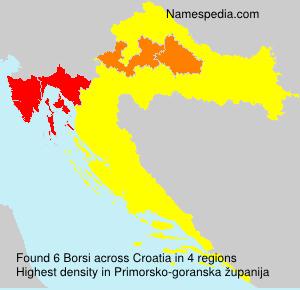 Borsi - Croatia