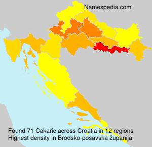 Cakaric