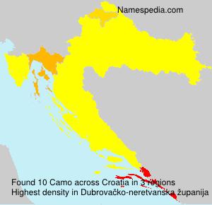 Camo - Croatia