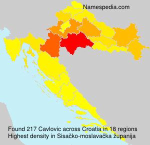 Cavlovic