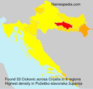 Cickovic